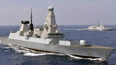 """Фейк, который создали российские генералы, – военный эксперт об """"обстреле"""" британского эсминца"""