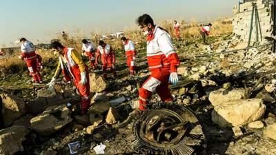 Экспертиза не подтвердила умышленное уничтожение самолета МАУ над Тегераном, – СМИ