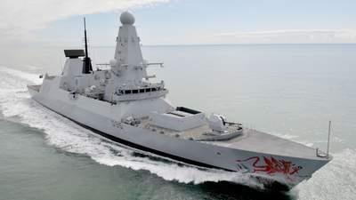 Инцидент с Россией и британским эсминцем: найдена связь с войной на Донбассе