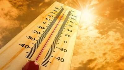 Аномальная жара: температура бьет рекорды, достигая + 35 градусов