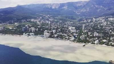 Экологический коллапс в Крыму: Россия превращает в руины все, к чему прикасается