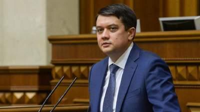 У Разумкова є політичні амбіції, – Казанський про підтримку Фукса та Фірташа спікером