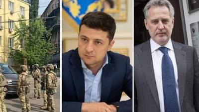 Главные новости 24 июня: обыски у Медведчука, олигархи под санкциями
