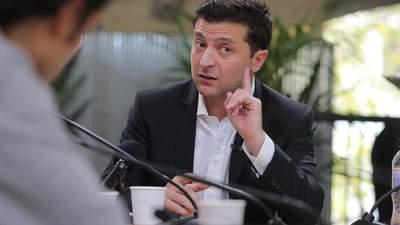 Зеленський ввів у дію санкції РНБО проти російських банків на окупованих територіях