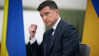 """Зеленский назвал """"громкий и сложный вопрос"""", который могут вынести на референдум"""