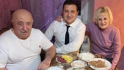 Він змінився, – батько Зеленського про те, чи постарів його син за час президентства