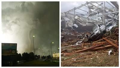 Мощный торнадо нанес значительные разрушения в Чехии, есть жертвы: фото, видео
