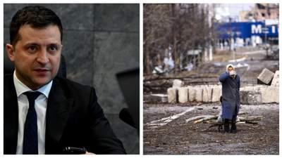"""Стена – это не просто слова, – Зеленский о """"плане Б"""" по Донбассу"""