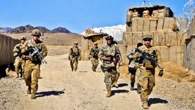 США планируют после вывода войск оставить в Афганистане часть своих бойцов