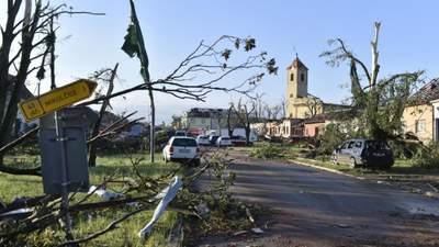 Апокалипсис, – чешские власти о последствиях разрушительного торнадо
