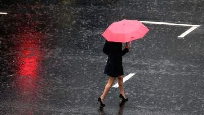 Прогноз погоди на 22 липня: Україну заливатиме дощами