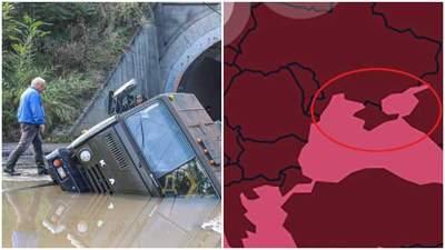 Головні новини 22 липня: потоп і смерчі на Півдні та Сході, скарга Росії на Україну в ЄСПЛ