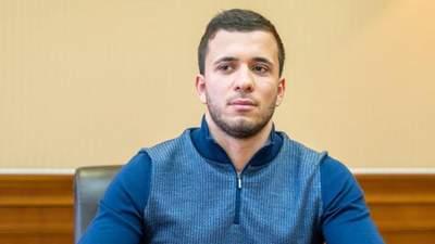 В Москву уехал сын скандального экс-кандидата в мэры Днепра Загида Краснова: видео