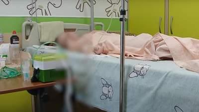 Выпала с балкона в детском лагере в Днепре медики спасают 16-летнюю девушку-сироту