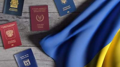 В декларациях будет графа о двойном гражданстве: Зеленский подписал указ