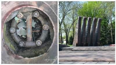 """""""Це дно"""": у Кривому Розі осквернили братську могилу воїнів Другої світової – фото"""