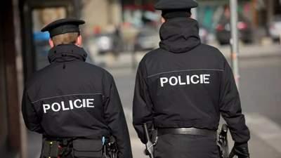 П'яна українка догола роздяглася перед чеською поліцією