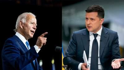 Про що говоритимуть Байден та Зеленський: американський дипломат назвав теми зустрічі