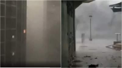 Тайфун Ін-Фа налетів на Шанхай: понад 300 тисяч людей евакуювали – моторошне відео