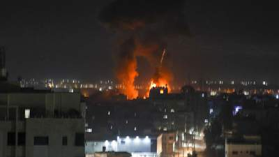 Ізраїль у вогні: атаки з Сектору Гази призвели до пожеж