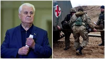 Головні новини 26 липня: Кравчук у реанімації, на Донбасі загострення