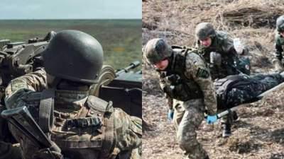 У ТКГ відреагували на обстріли з боку окупантів і поранення українських військових