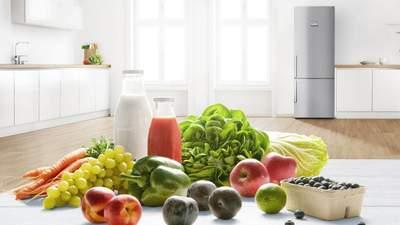 Як правильно зберігати фрукти й овочі вдома, щоб вони були свіжі та корисні