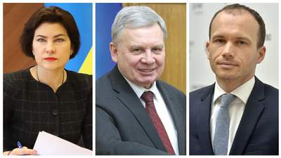 Восени можуть звільнити Венедіктову, Тарана і Малюську: депутати готують кадрові зміни