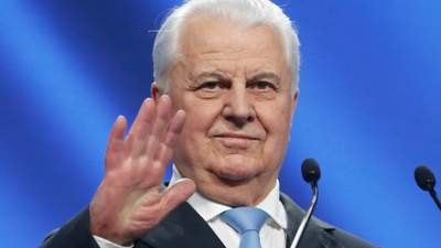 Первый президент и глава ТКГ: что известно о Леониде Кравчуке, который попал в реанимацию
