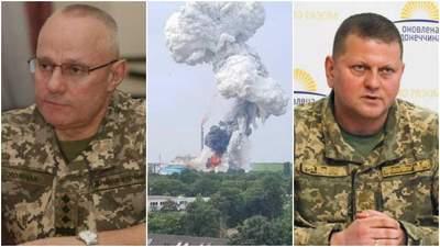 Головні новини 27 липня: новий головнокомандувач ЗСУ, потужний вибух на хімзаводі в Німеччині