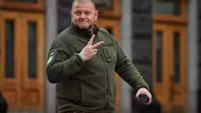 Залужний змінить Хомчака: що відомо про нового головнокомандувача Збройних сил