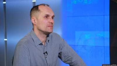 Освобождение Хомчака связано с тем, что Тарана назначал Ермак, – Бутусов
