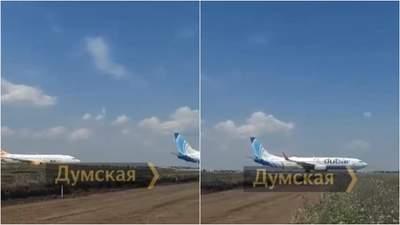В аеропорту Одеси виник затор: у літаках чекали 400 пасажирів