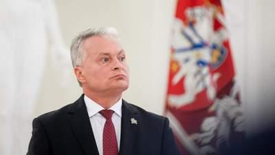 Чи оголосить Литва надзвичайний стан на кордоні з Білоруссю: відповідь президента Науседи