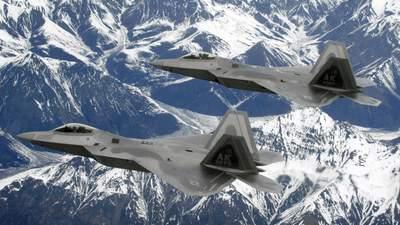 США перехватили наибольшее количество самолетов России со времен холодной войны