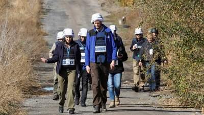 Окупанти активізувалися: місія ОБСЄ зафіксувала майже 400 порушень режиму тиші на Донбасі