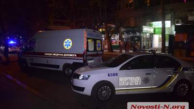 В центре Николаева подростки устроили массовую драку со стрельбой: фото, видео