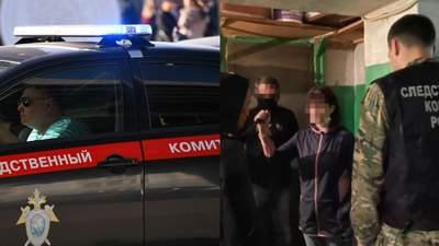 Россиянка, которая дважды отсидела за убийство экс-возлюбленных, зарезала нового сожителя