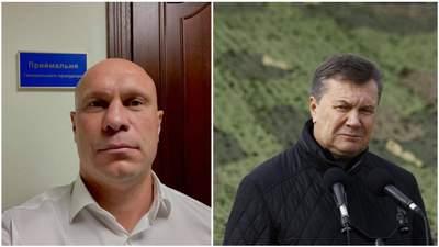 Кива жалеет, что Янукович не раздавил его на Майдане танком