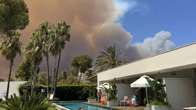 Турцию охватили ужасные лесные пожары: все, что известно, фото и видео