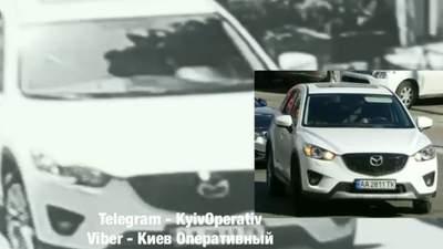 Угрожала патрульным: в Киеве в третий раз поймали пьяной за рулем жену таможенника