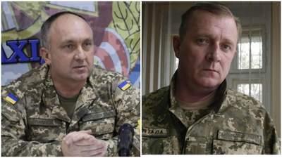 Кадрові зміни в ЗСУ: Зеленський змінив начальника Генштабу і командувача ООС