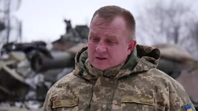 Бойовий генерал Сергій Шаптала: що відомо про нового начальника Генштабу ЗСУ