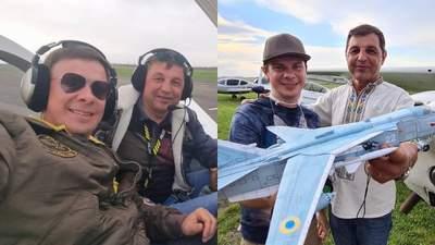 Усе життя віддав авіації, – Комаров розповів про свого друга, який загинув на Івано-Франківщині