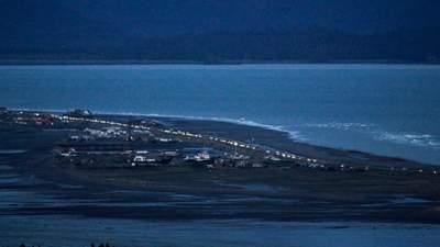 Поблизу Аляски – кілька потужних землетрусів: є загроза цунамі