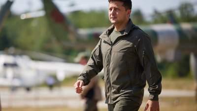 Ви першими зайшли у Донецький аеропорт: Зеленський приїхав до елітного спецназу ЗСУ