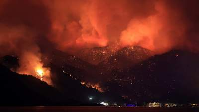 Пожежі у Туреччині: кількість жертв зросла