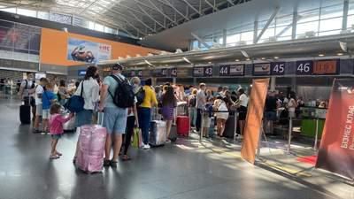 """У """"Борисполі"""" рейс на Туреччину затримують на 10 годин"""