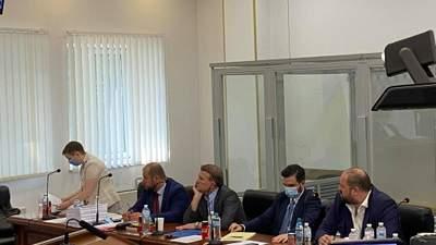 Суд рассматривает апелляцию на меру пресечения Медведчуку: фото, видео