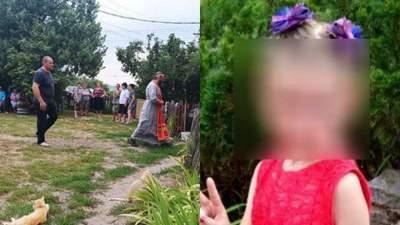 Дідусеві стало погано: на Харківщині прощаються з 6-річною Мирославою Третяк – фото